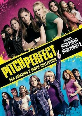 Pitch Perfect Aca-amazing 2 Movie Collection - DVD-STANDARD Region 1 Free Shippi