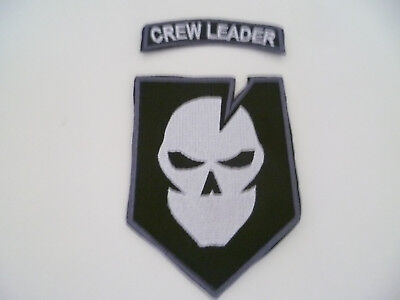Patch Crew leader direkt aus den USA