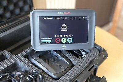 Atomos Ninja Blade - External monitor and recorder, mint condition, boxed