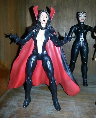 Marvel Legends Satanna SDCC exclusive, Catwoman...free shipping!