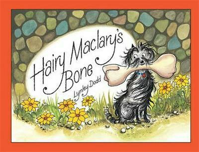Hairy Maclary's Bone by Lynley Dodd Board Books Book Free Shipping!