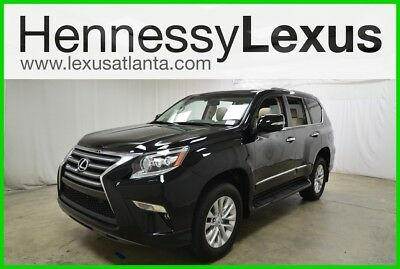 Lexus GX 4DR 4WD 2015 4DR 4WD Used Certified 4.6L V8 32V Automatic 4WD SUV Premium