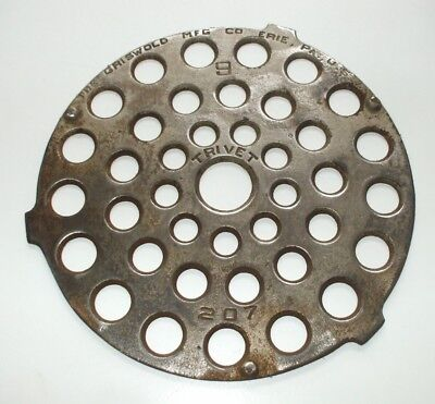 Vintage Griswold No.9 Cast Iron Dutch Oven Trivet #207 Erie, Pa