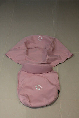 Bugaboo Donkey Tailored Bassinet Fabric Set - soft pink x 1 used