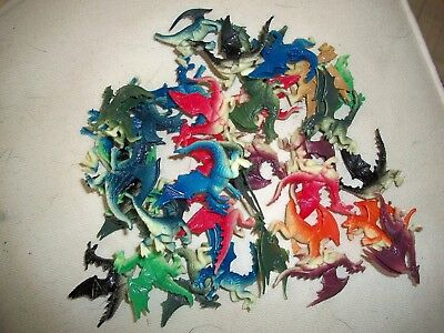 Thirty-Six Scary Dragons