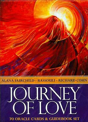 Journey of Love [With Booklet] by Alana Fairchild (English) Free Shipping!