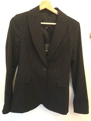 Country Road Size 6 Pinstripe Jacket