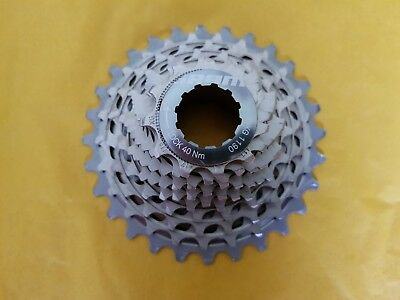 SRAM XG1190, 11 speed, 11-28 cassette, about 100 miles use only