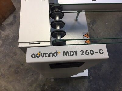 Advand MDT 260-2 Litho plate setter delivery table
