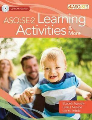 Ages & Stages Questionnaires (R): Social Emotional (ASQ (R):SE-2): Learning Acti