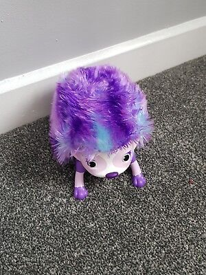Zoomer Hedgiez, ' Flip, Interactive Hedgehog with Lights, Sounds and Sensors Toy