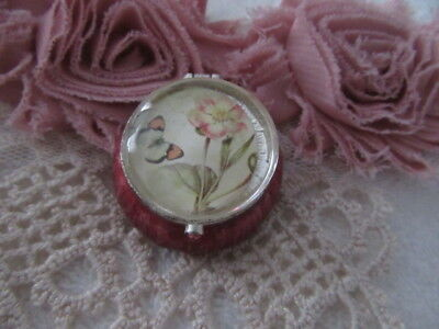 Lovely New  Boxed Unity Gift Ceramic Trinket / Pill Box~ Mothers Day Special ~