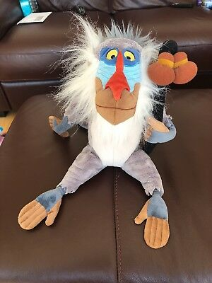 Lion King Rafiki medium size cuddly toy