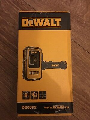 Dewalt Laser Level Detector DE0892
