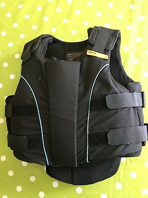 Airowear Riding Back Protector Size Y3 Short