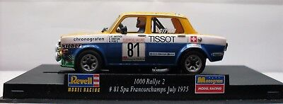 Revell Simca 1000 Rallye2 81 Spa Francochamps July 1975 1:32