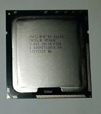 #2 Intel Xeon X5650 - 2,66 GHz Six Core (AT80614004320AD) Prozessor