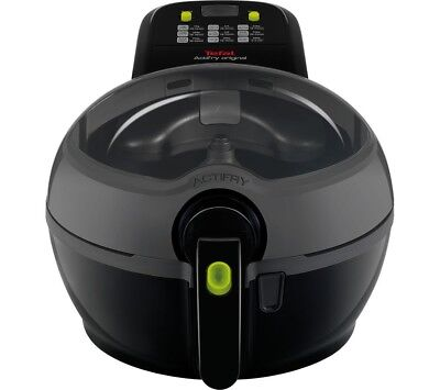 Tefal ActiFry Original Low Fat Healthy Family Fryer FZ710840 - 1kg - Black - NEW