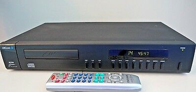 ARCAM ALPHA ONE CD  Player with Tube Output Stage