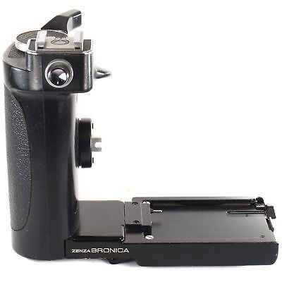 Zenza Bronica Speed Grip-E with Flash Shoe for ETR ETRC ETRS ETRSi ETR-C