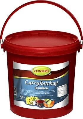 """WERDER Curry Ketchup """"Bombay"""" 10 kg"""