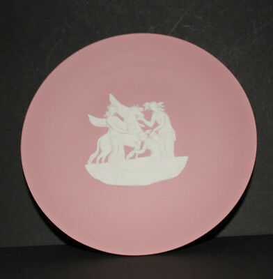 WEDGWOOD - Decorative Plate - Pink - Excellent Condition