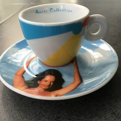 Illy Amici Collection Rosenthal 2002 Marina Ibramovic