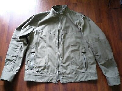 TAD GAER TRIPLE AUGHT DESIGN ROGUE RS JACKET ME-BROWN NO-PATCH Gr XL