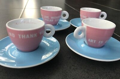 Illy Amici Collection Rosenthal 2003 LB  Bourgeois