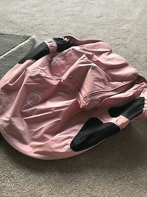 Bugaboo cameleon3 breezy sun canopy soft pink RRP £64.95