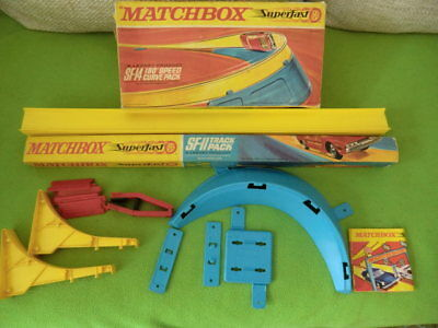 Matchbox Superfast, Rennbahn