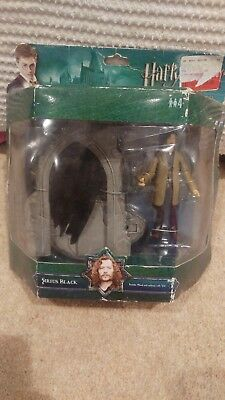 POPCO Harry Potter Sirius Black Archway Deluxe Playset Figure Collectable 492922