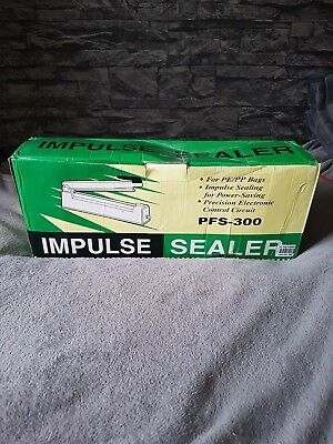 Impulse Sealer  Brand New