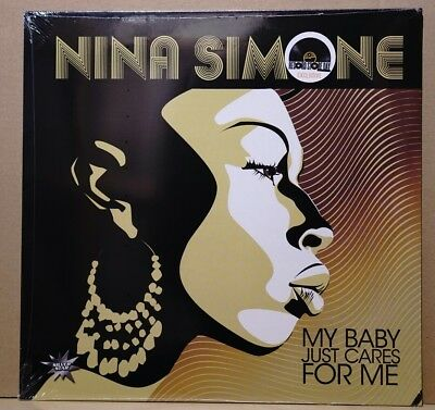 NINA SIMONE — My Baby Just Cares for Me, RSD 2018, 180 g, Auktion