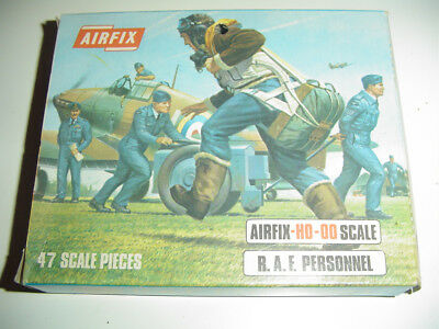AIRFIX S47 R.A.F PERSONNEL am Gussast