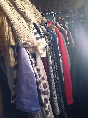 Wholesale Joblot Womens Clothes Mixed Sizes (40 Items )