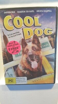 Cool Dog [DVD] NEW & SEALED, Region 4, FREE Next Day Post from NSW