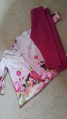 baby girls ted baker 12-18 months