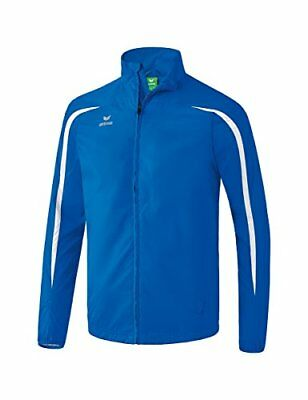 Erima Running Veste Mixte Enfant, New Royal/Blanc, FR : XS/S (Taille Fabrican...