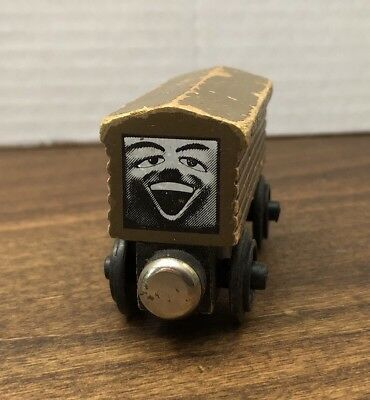 RARE WOODEN THOMAS the Train Flat Magnets Troublesome Truck with ...