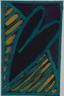 Sheila Norgate Original Painting CROSSING THRESHOLD Canadian Listed