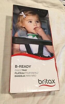 Britax B Ready Child Tray BRAND NEW IN BOX Fits B Ready Strollers