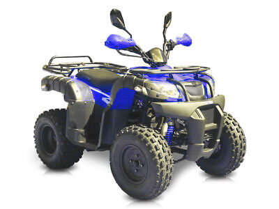 Elstar Tank 250 semi auto Tank LUX model ATV quad bike 250cc 2018 new