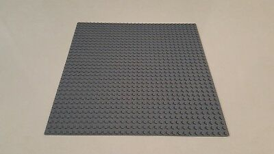 Base Plate Grey Baseplate 32x32 Studs 25.6 x 25.6 cm Size Compatible for Lego