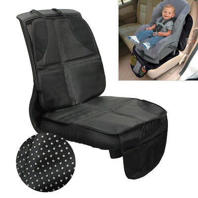 2X Extra Large Car Baby Seat Protector Cover Cushion Anti-Slip Waterproof Safety