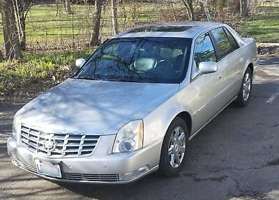 2007 Cadillac DTS Luxury Pkg cadillac dts used cars 2007
