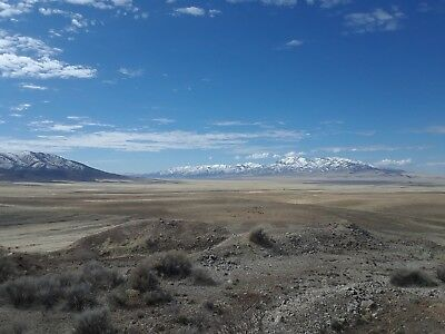 Gold Lode Mining Claim Nevada - Historic District - Free Gold