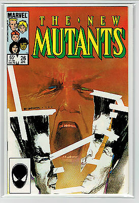 The New Mutants #25 #26 #27 #28 1St Appearance Of Legion David Haller Tv Show