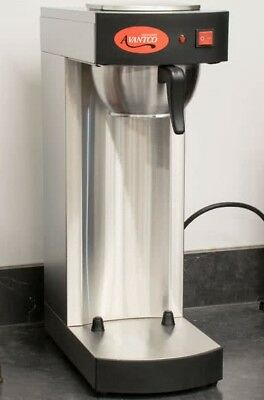 used commercial Avantco C15 Pourover Airpot Coffee Brewer