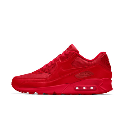 RARE! Nike Air Max 90 RED! Men's Women's LIMITED NUMBER AVAILABLE!